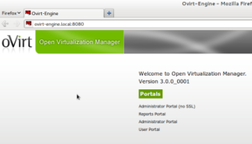 How to Get Up and Running with oVirt | jebpages